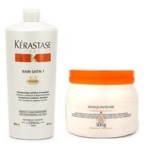 Kerastase Masquintense 500g + Shampoo Bain Satin 1 1000ml