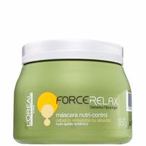 Loreal Máscara Force Relax Nutri-control 500ml