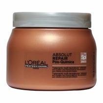 Loréal Absolut Repair Pós-quimica Máscara 500gr