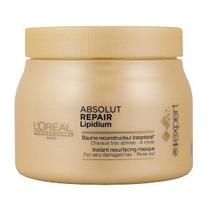 Máscara Reparadora Loréal Absolut Repair 500g