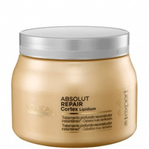Loréal Absolut Máscara Repair Córtex Lipidium L 500g