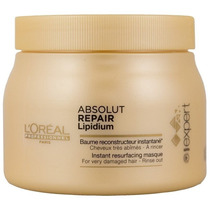 Loréal Absolut Repair Lipidium Máscara Reparadora 500 Ml
