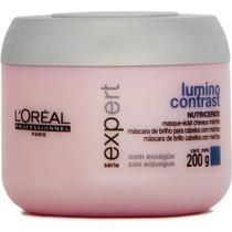 Loréal Lumino Contrast Máscara 200g Cabelos Com Mechas