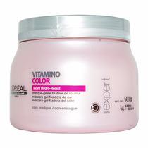 Loreal Vitamino Color Máscara De Hidratação - 500gr