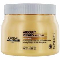 Loréal Absolut Repair Cellular Máscara Profissional 500g