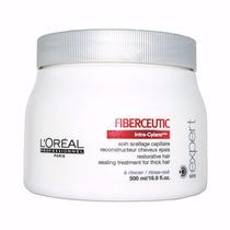 Loréal Profissionall Fiberceutic Máscara Cabelo Grosso 500ml
