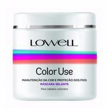 Lowell Color Use Máscara Selante (cabelos Coloridos) - 450g
