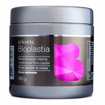 Lowell Bioplastia Capilar Máscara De Danos Extremos 450g