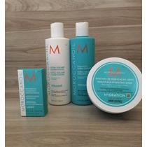 Moroccanoil Kit Sh / Cond / Masc Lght 250ml / Oleo Lght 25ml