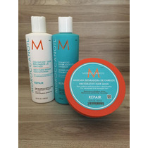 Moroccanoil - Kit Sh 250ml + Cond 250ml + Mascara 500ml
