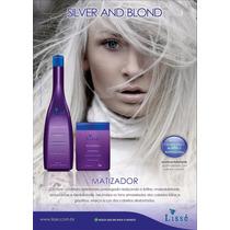 Shampoo Mascara Matizadora Specific Silver And Blond Lissé