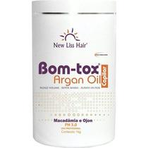 Botox Capilar Oil New Liss1kg Alisa E Reduz100% Frete Grátis