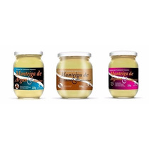 Soft Hair Kit 3 Manteigas Argan, Tutano E Arginina 220g Cada