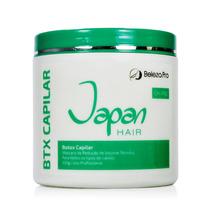 Máscara De Redução De Volume 500g Japan Hair Btx Capilar