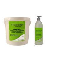 Hidratage Cupuaçu Mascara Reestruturadora 2,8k + Shampoo 1 L