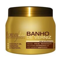 Forever Liss Banho De Verniz Hidratante Brilho Máximo (250g)