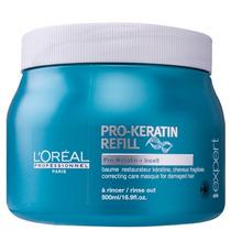 Loréal Pro Keratin Máscara 500ml + Brinde - Docebeleza