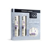 Eico Kit Matizador Shampoo + Condicionador - Grátis Máscara
