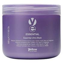 Yellow Essential Mask - Máscara De Tratamento 500g