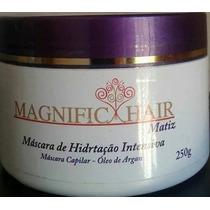 Máscara De Hidratação Intensiva Matiz 250 Gr Magnific Hair