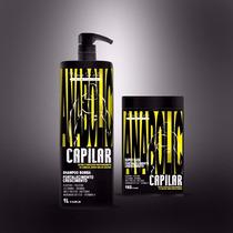 Kit Máscara Anabolic Capilar + Shampoo Bomba - Nova D´elle