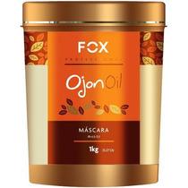 Máscara De Hidratação Profunda Ojon Oil 1kg Fox Gloss