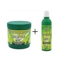 Kit Crece Pelo Shampoo + Máscara Crecepelo