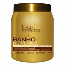 Forever Liss Banho De Verniz 1kg + Brinde