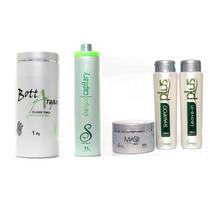 Creme Botox Capilar Spero + Shampoo Anti Residuo