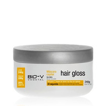 Vita Derm Bio-v Máscara Capilar Hair Gloss 240 G