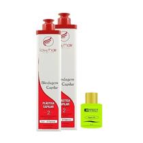Selagem Térmica Plástica Dos Fios Lows Hair 2lt Passo 2
