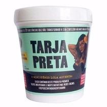 Tarja Preta Queratina Vegetal Máscara Restauradora 230g Lola