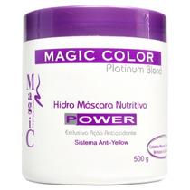 Magic Color Hidro Máscara Nutritiva Power Anti Yellow - 5...
