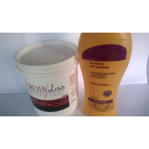Forever Liss B-tox Capilar Argan + Shampoo Anti Resíduos