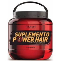 Suplemento Capilar Power Hair 18 X1 Mutari 1,7 Kg
