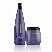 Aneethun Linha A Shampoo E Máscara (2 Produtos)