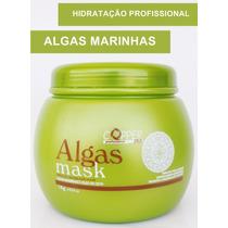 Máscara De Hidratação De Algas Marinhas & Óleo De Ojon 1kg