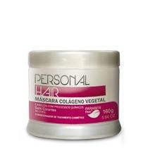 Tanagra Personal Hair Máscara Colágeno Vegetal 160g