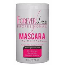 Forever Liss Máscara De Hidratação Alto Impacto 1kg+brinde