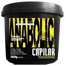 Anabolic Capilar Novadelle 3,600 Kg + Frete Grátis Brasil