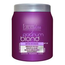 Botox Matizador Platinum Blond Forever Liss 1kg