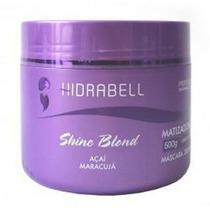 Máscara Hidratante Hidrabell Shine Blond 500g
