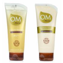 Yenzah Om Ouro Shampoo De Tratamento + Condicionante (200ml)