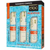 Eico Kit Plástica Dos Fios Sh + Cond- Grátis Tratamento 200g