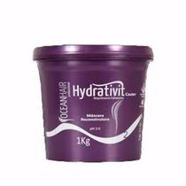 Mascara Reconstrutora Hydrativit 1kg Ocean Hair Capilar