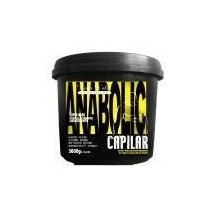 Mascara Anabolic Nova Delle Anabolizante Capilar 3,6 Kg