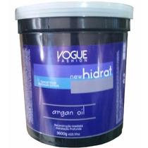 Máscara De Hidratação New Hidrat Argan Vogue - 3,600 Kg