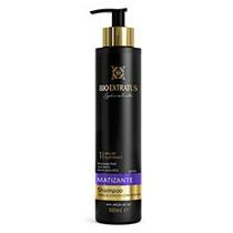 2 Shampoo Matizante Bio Extratus - Desamarelador