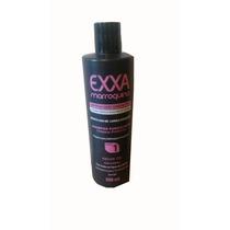 Selante Nutrit Exxa Marroquina + Shampoo Limp Profunda 500ml