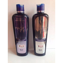 1ka Kit Matizador Magic Tom (shampoo 500ml + Mask 500ml)